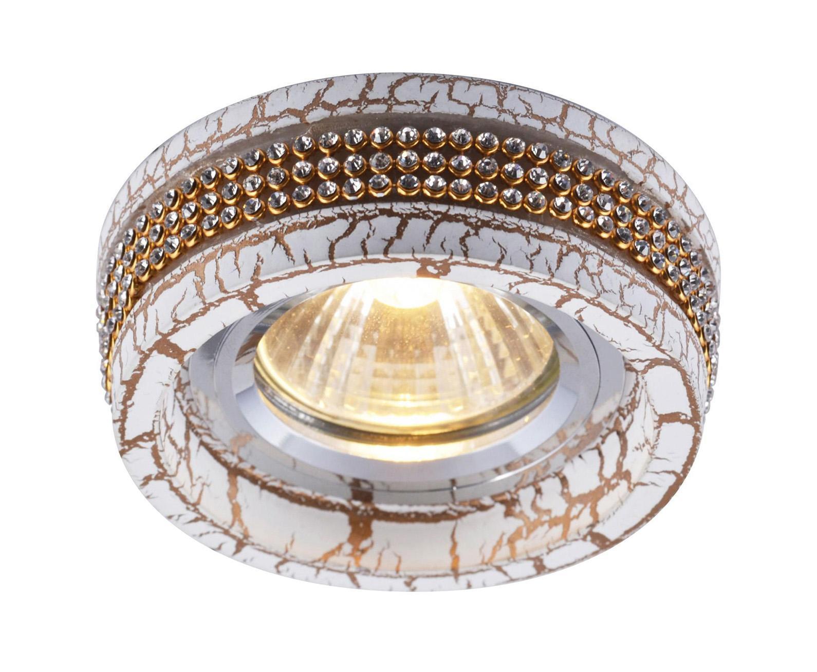 Светильник встраиваемый Arte lamp A5310pl-1wg встраеваемый точечный светильник a5310pl 1wg terracotta arte lamp 1012888