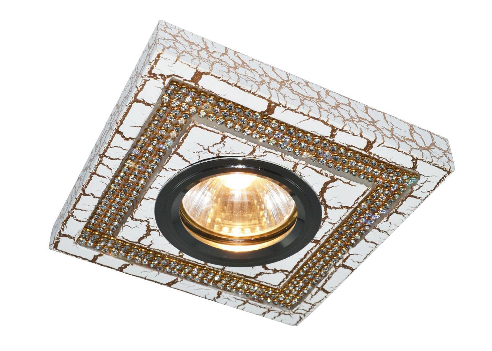 Светильник встраиваемый Arte lamp A5340pl-1wg