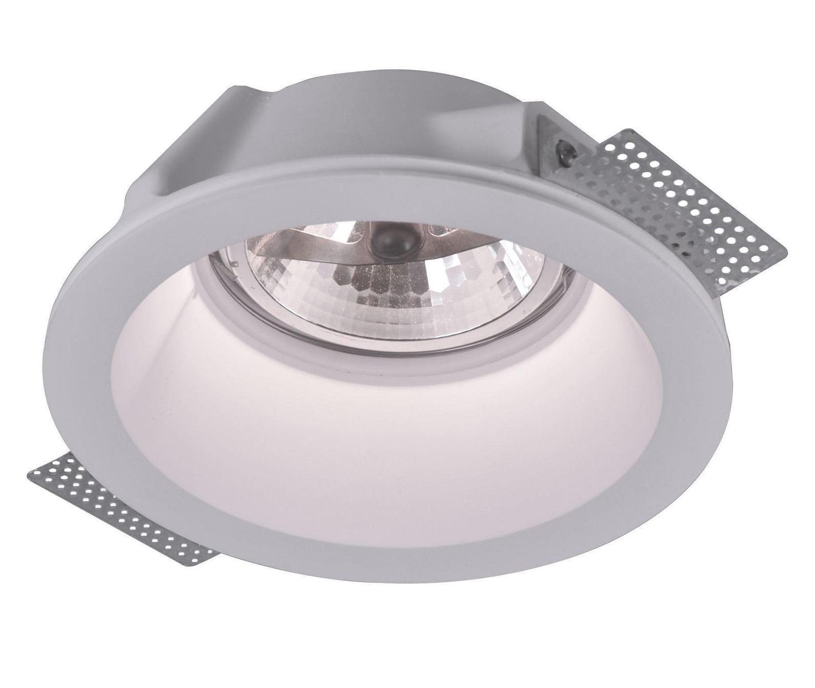 Светильник встраиваемый Arte lamp A9270pl-1wh цены