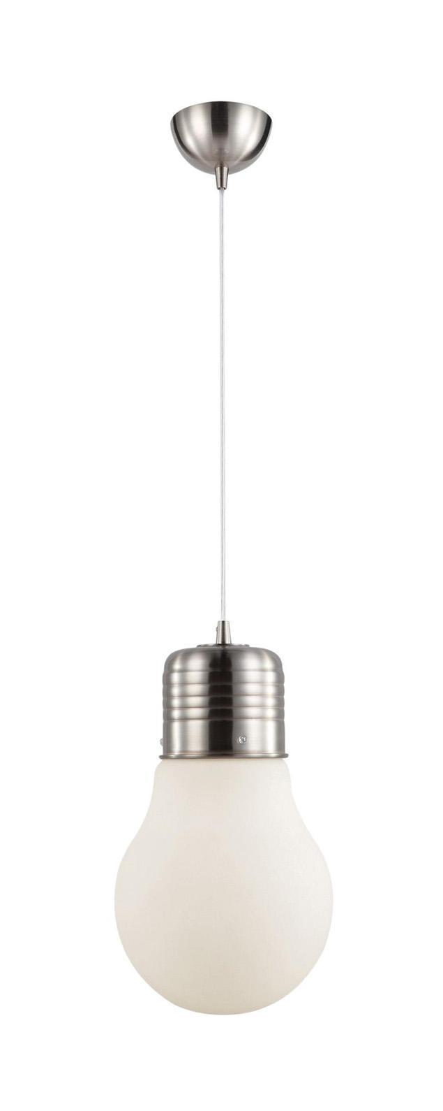 Светильник подвесной Arte lamp A1402sp-1ss торшер 43 a2054pn 1ss arte lamp 1176958