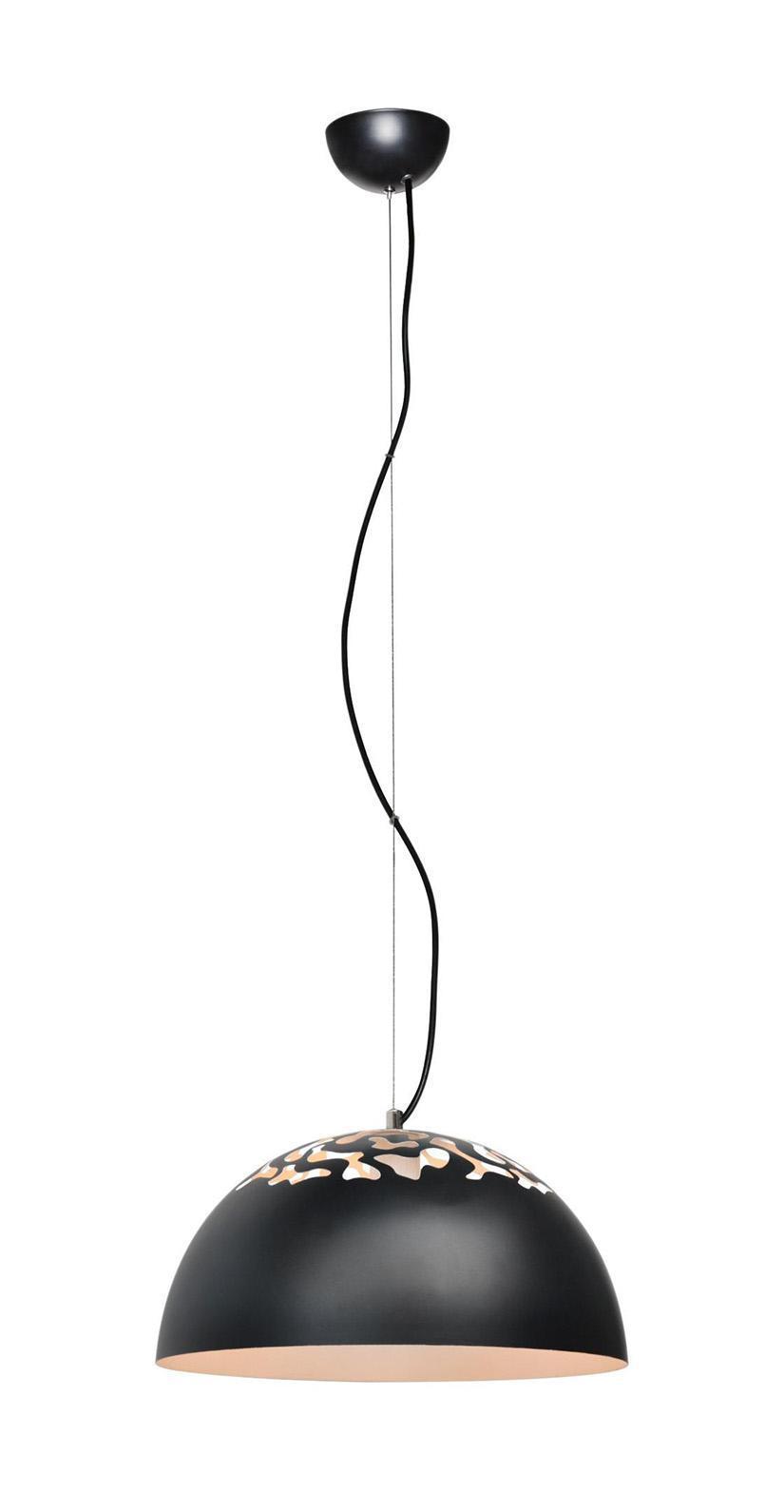 Светильник подвесной Arte lampСветильники подвесные<br>Количество ламп: 1,<br>Мощность: 60,<br>Назначение светильника: для комнаты,<br>Стиль светильника: модерн,<br>Материал светильника: металл,<br>Диаметр: 400,<br>Высота: 1200,<br>Тип лампы: накаливания,<br>Патрон: Е27,<br>Цвет арматуры: черный,<br>Вес нетто: 1.4<br>