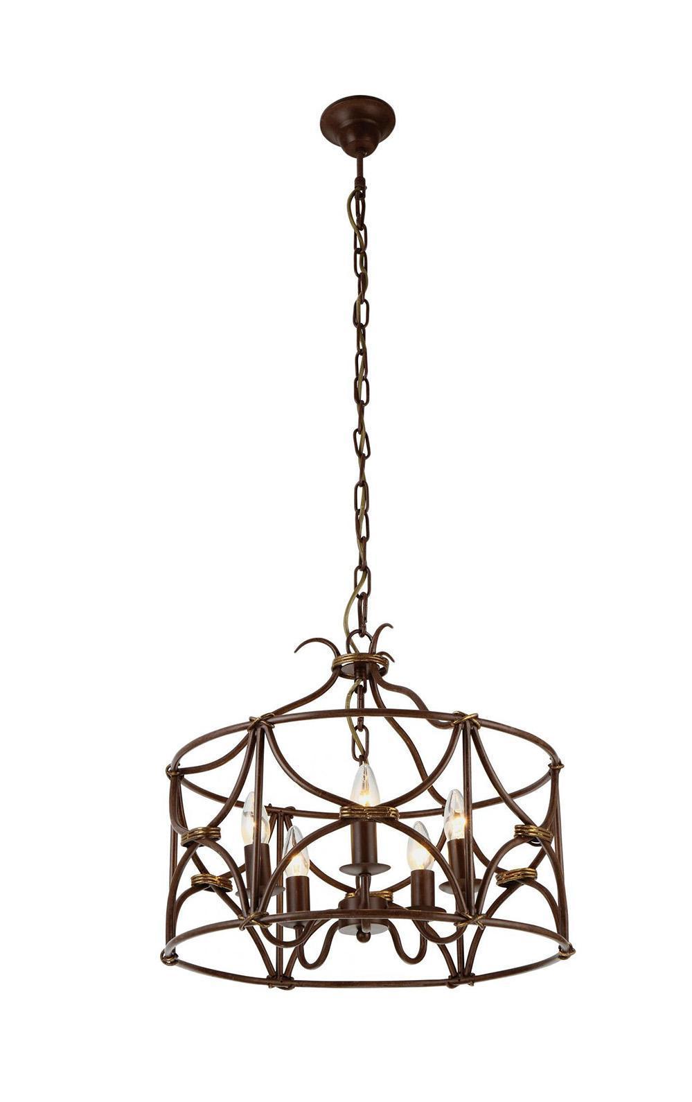 Светильник подвесной Arte lamp A8959sp-5br a8959sp 5br bellator подвес