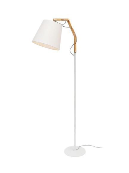 Купить Торшер Arte lamp A5700pn-1wh