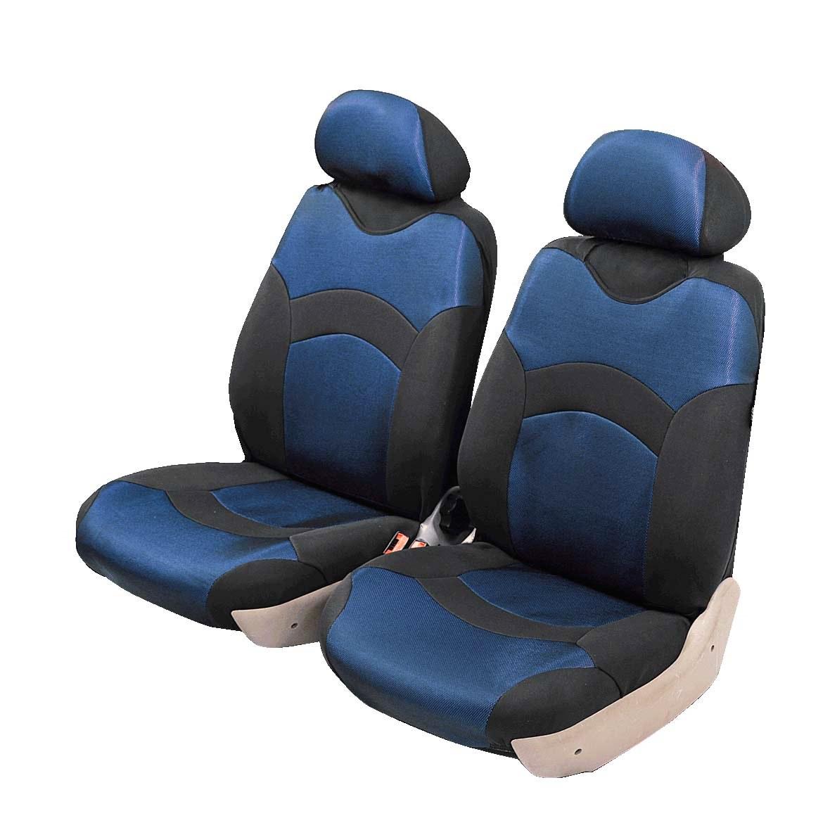 Чехол на сиденье Senator Revolution передний blue боксмод sigelei fuchai 213w tc blue силик чехол