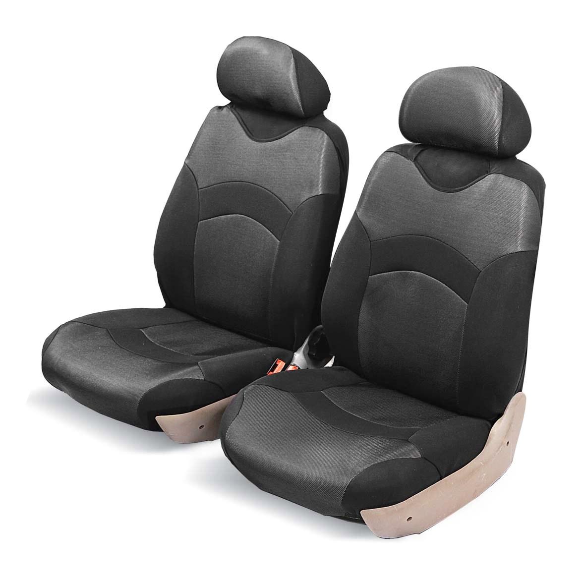Чехол на сиденье Senator Revolution передний grey чехол на сиденье senator jacquard california black