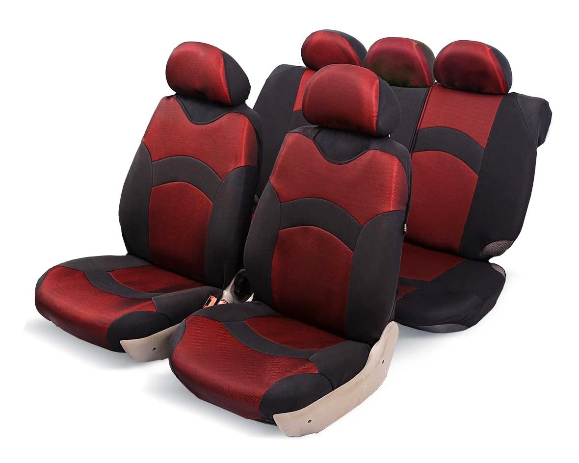 Чехол на сиденье Senator Revolution полный red чехол на сиденье senator jacquard california black