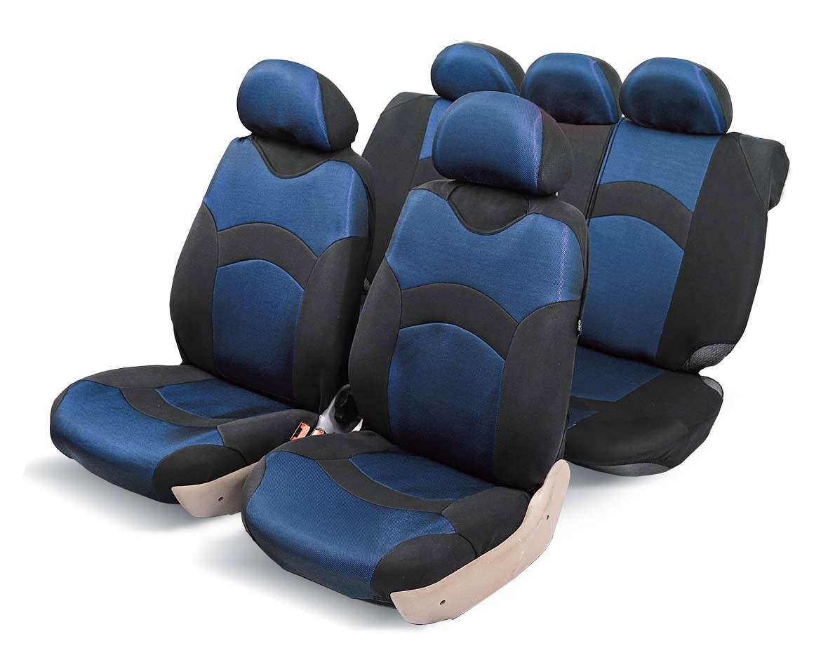 Чехол на сиденье Senator Revolution полный blue чехол на сиденье senator sprint полный dark grey