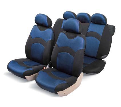 Чехол на сиденье SENATOR Revolution полный Blue