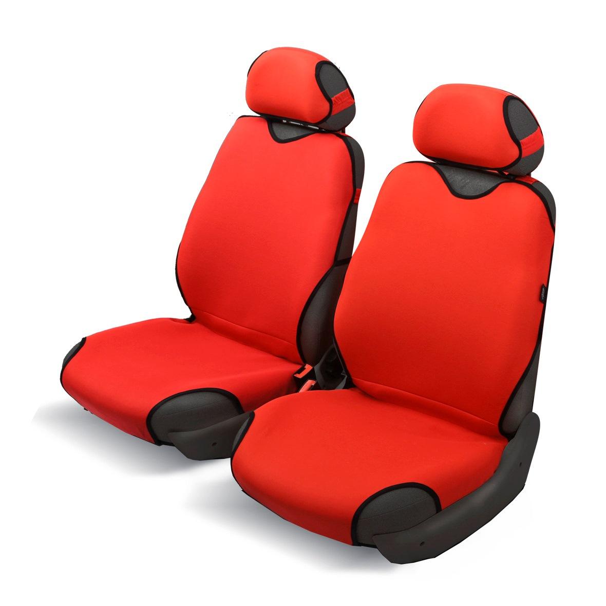 Фото 1/2 Sprint передний red, Чехол на сиденье