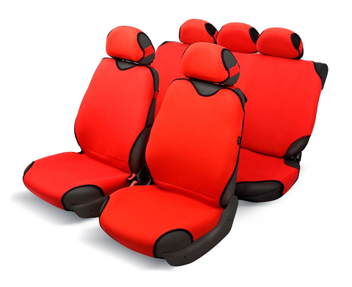 Чехол на сиденье Senator Sprint полный red чехол на сиденье senator jacquard california black