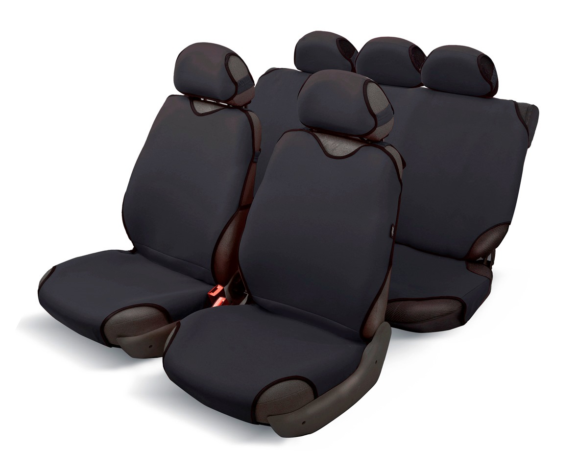 Чехол на сиденье Senator Sprint полный dark-grey чехол на сиденье senator jacquard california black