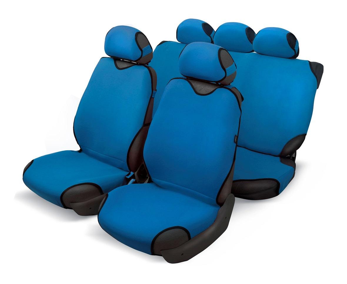 Чехол на сиденье Senator Sprint полный dark-blue чехол на сиденье senator sprint полный dark grey