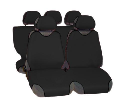 Чехол на сиденье Senator Sprint полный black чехол на сиденье senator jacquard california black