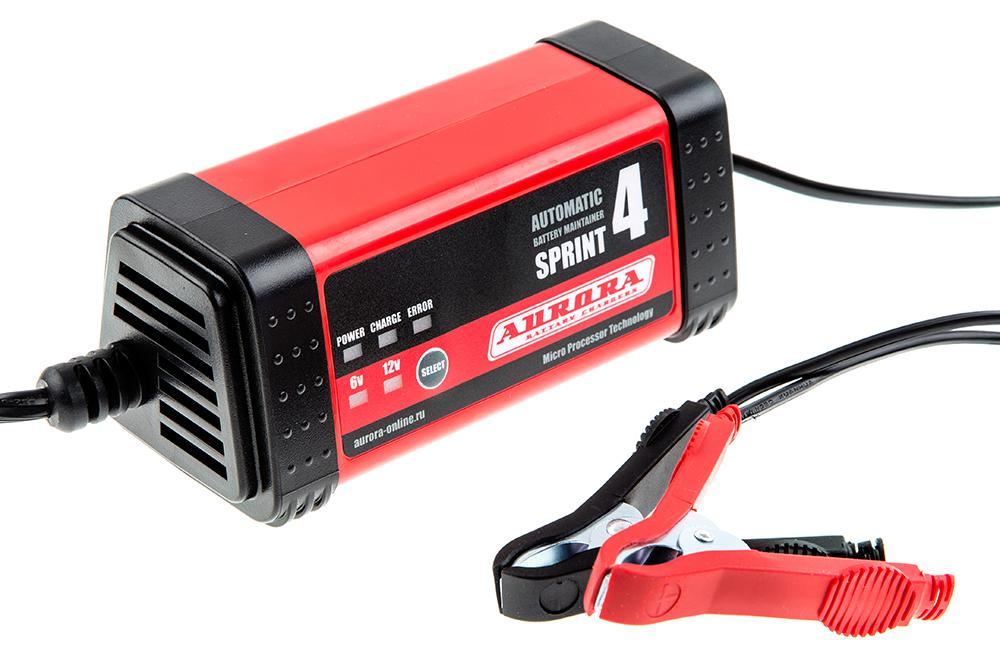 Зарядное устройство Aurora Sprint 4 automatic automatic spanish snacks automatic latin fruit machines