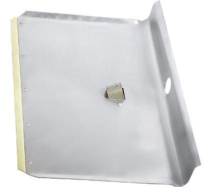 Лопата алюминиевая без черенка СИБРТЕХРОС 61541