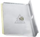 Лопата алюминиевая без черенка СИБРТЕХРОС 61542