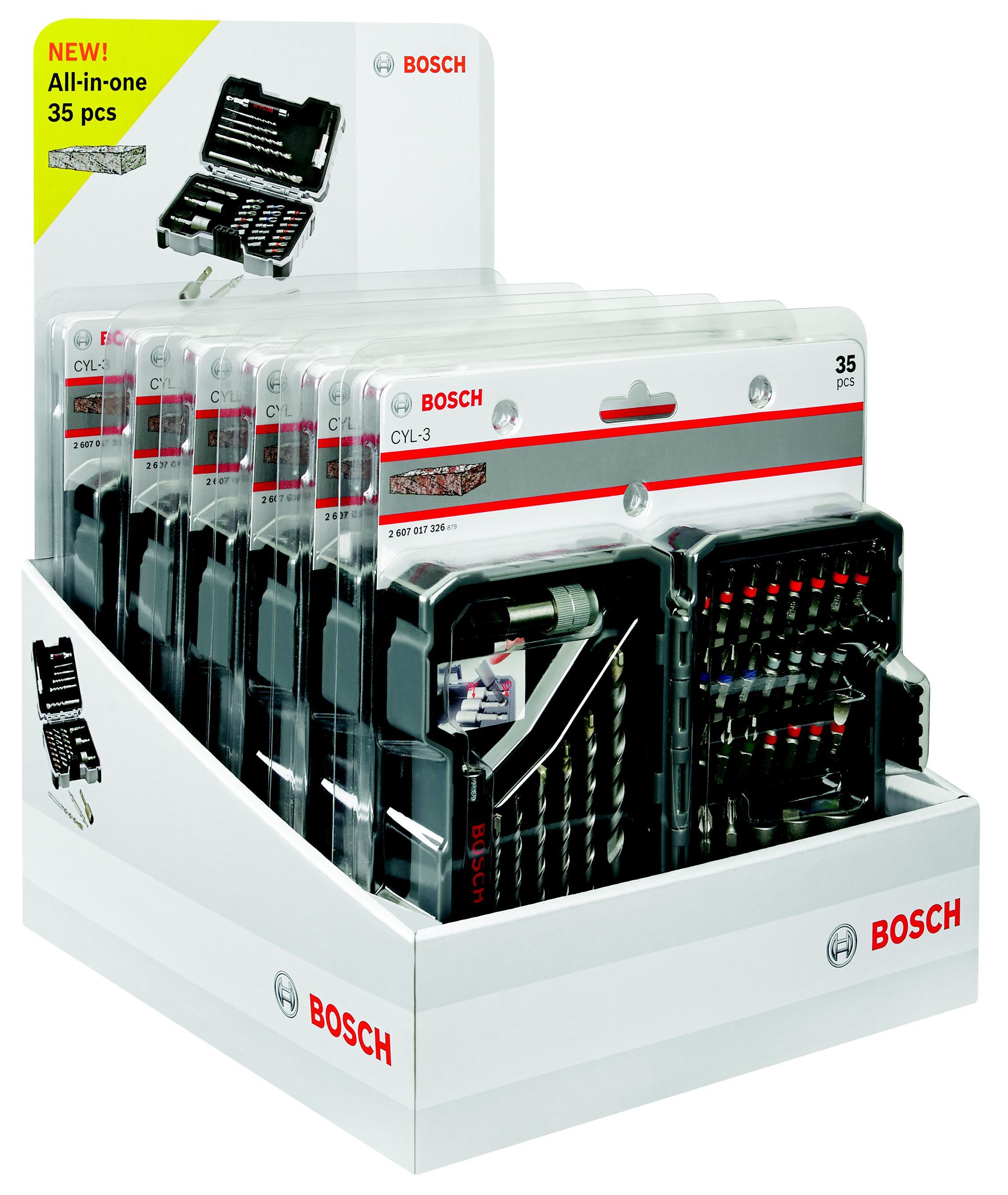 Набор бит и сверл Bosch Pro-mix Бетон (2.607.017.326)