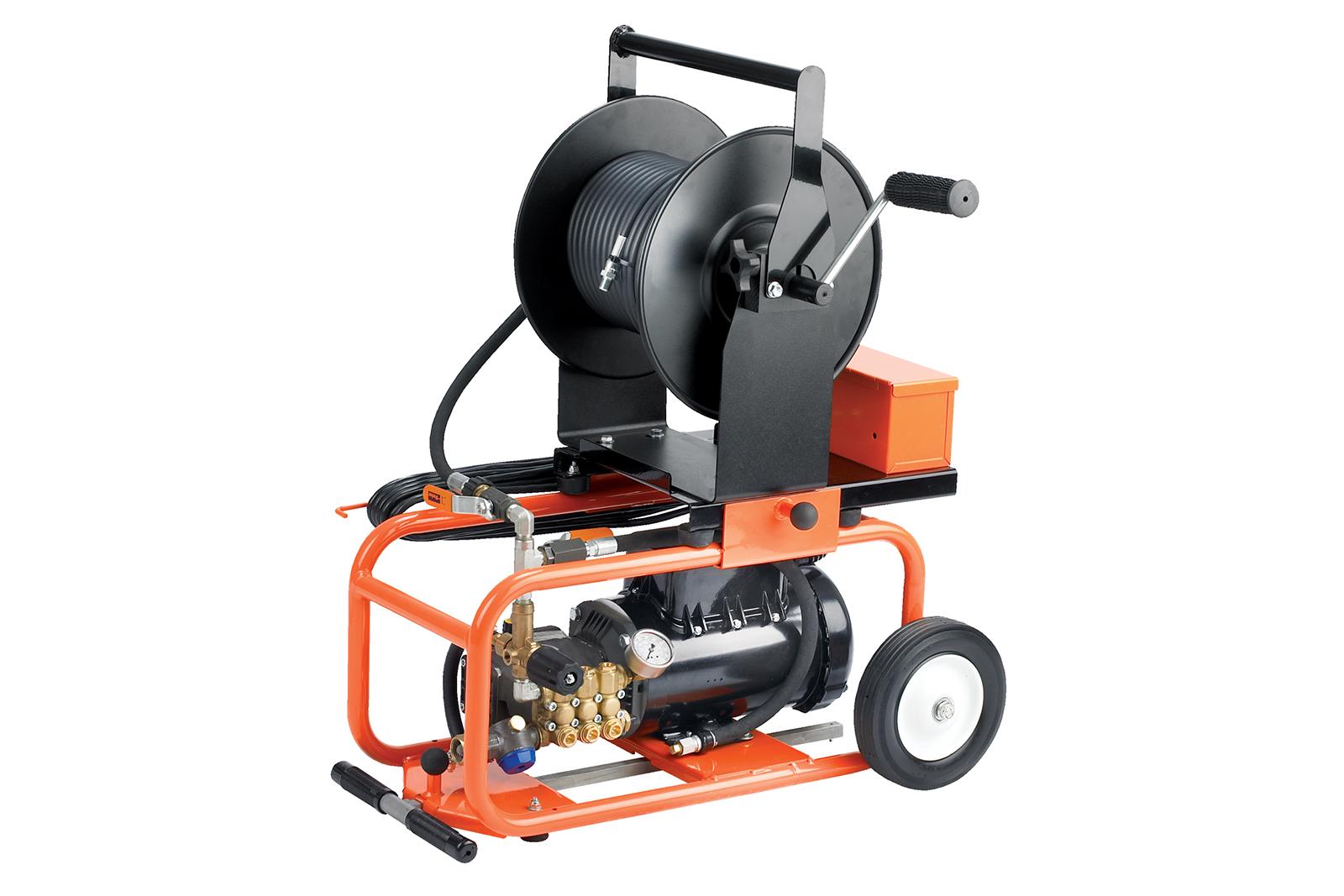 Прочистная машина General pipe M-1450 jm-1450-c прочистная машина посейдон вна б 210 10а