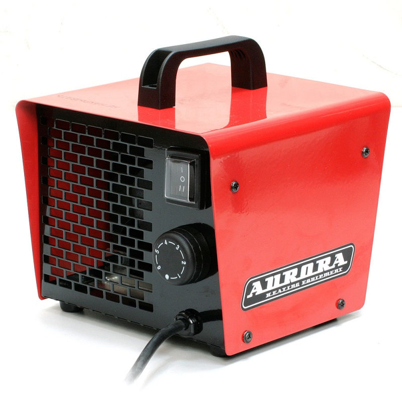цена на Электрическая тепловая пушка Aurora Busy 2000
