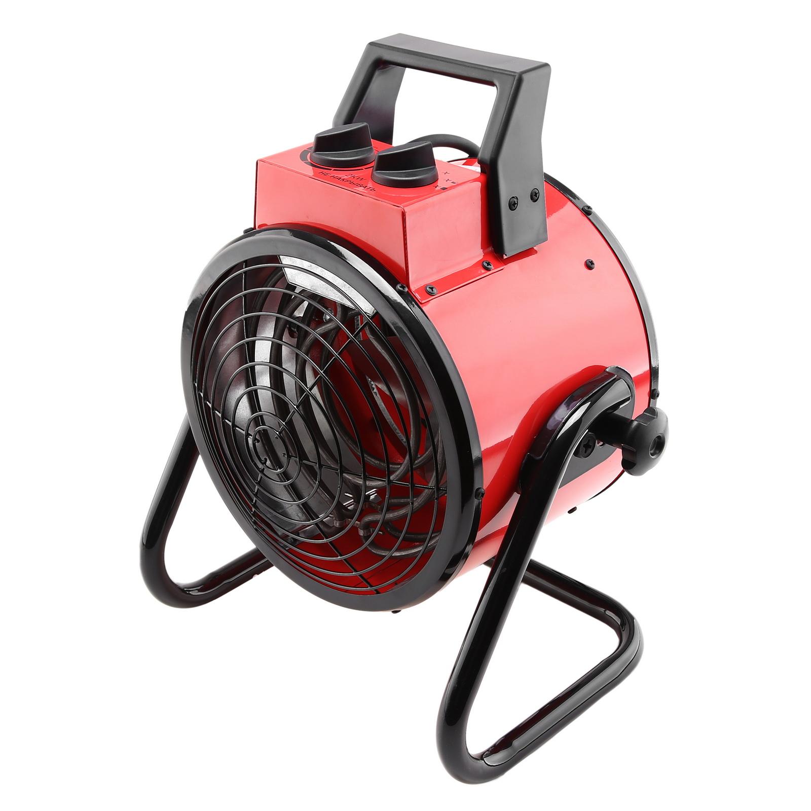 Электрическая тепловая пушка Aurora Heat plus 2000