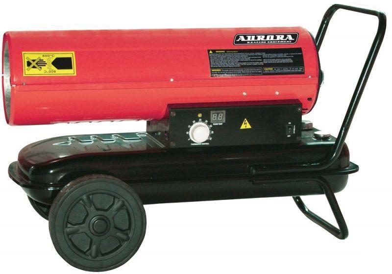Дизельная тепловая пушка Aurora Diesel heat 40
