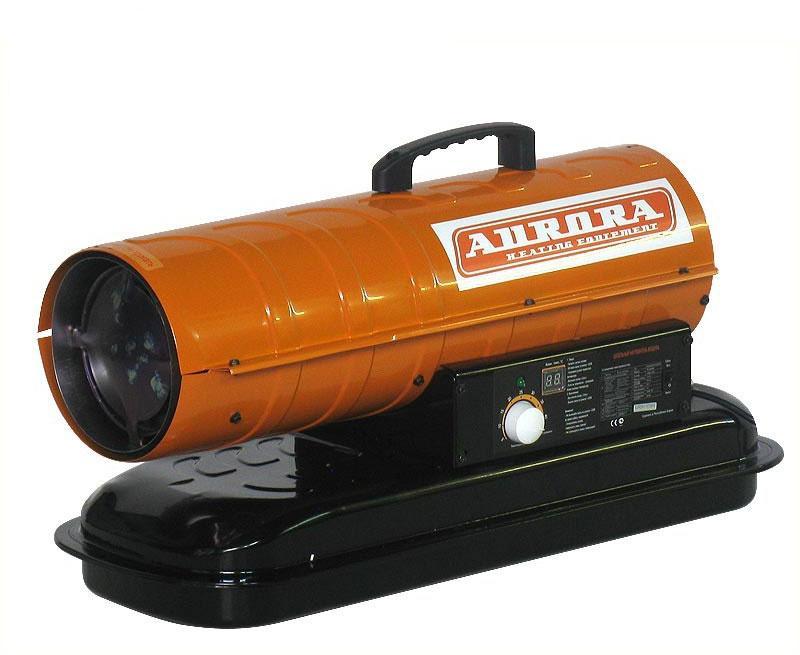 Дизельная тепловая пушка Aurora ТК-20000  цена и фото