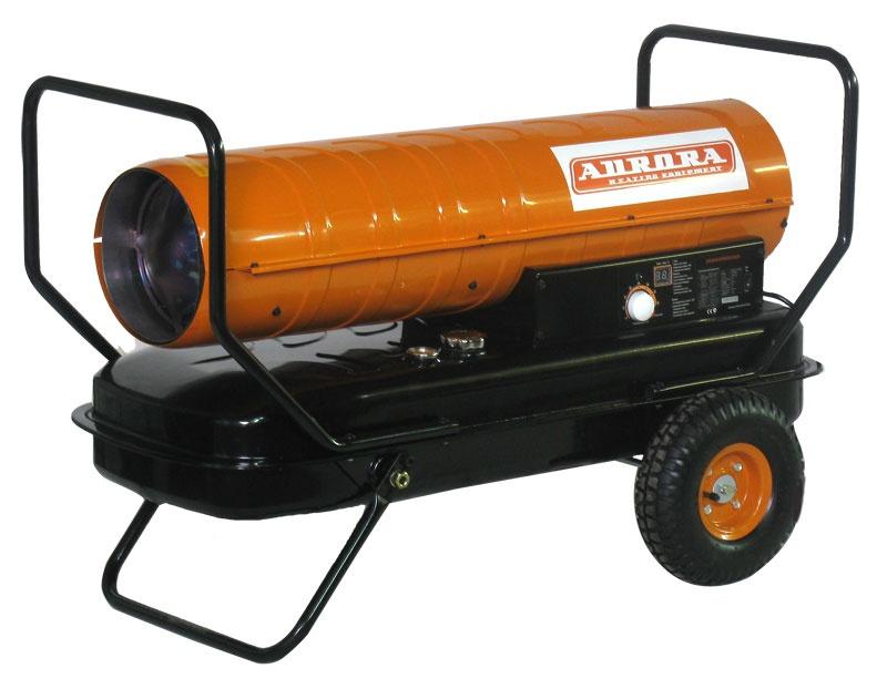Дизельная тепловая пушка Aurora ТК-70000
