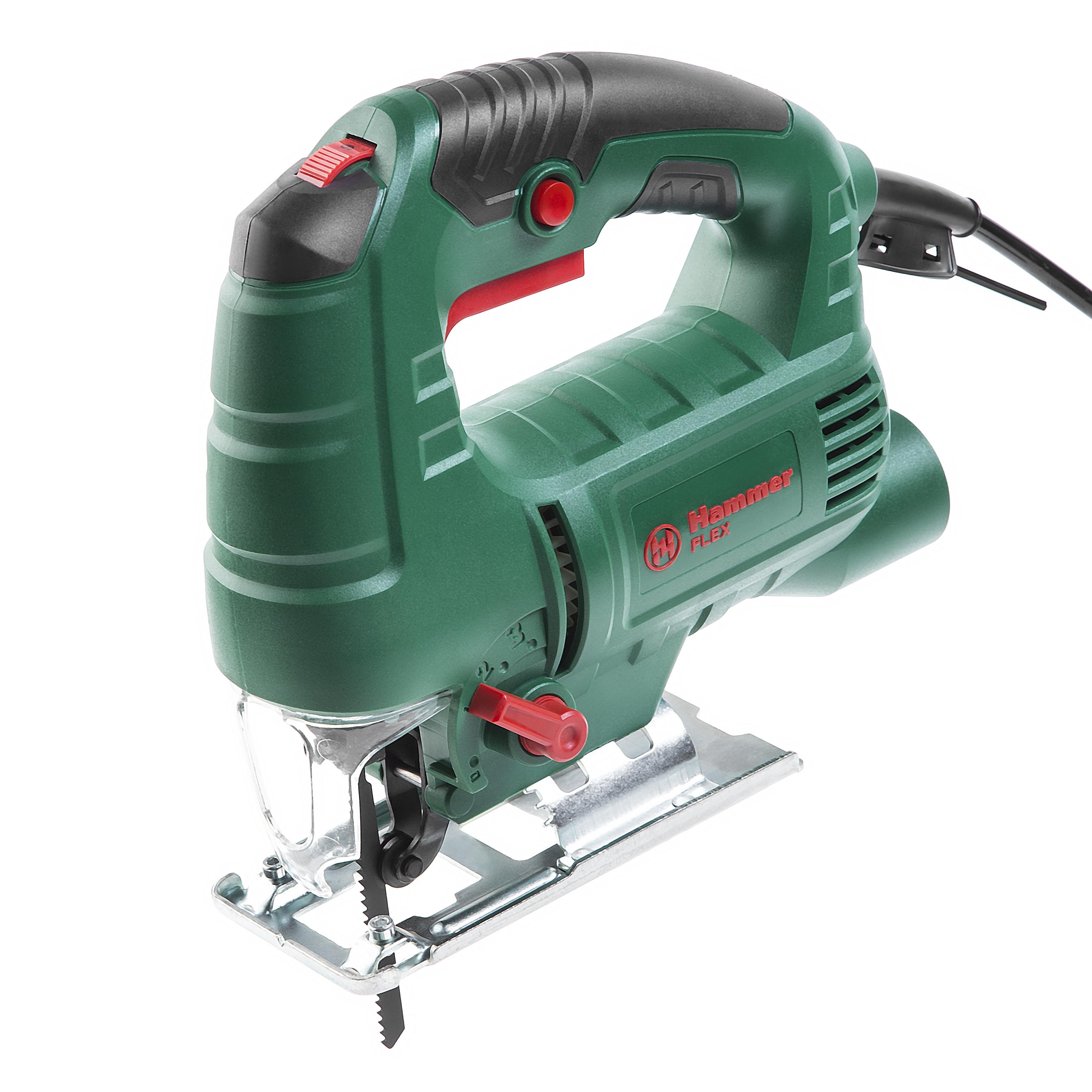 Лобзик Hammer Lzk650l лобзик электрический hammer flex lzk650l