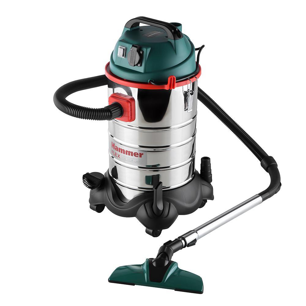 Строительный пылесос Hammer Pil30a