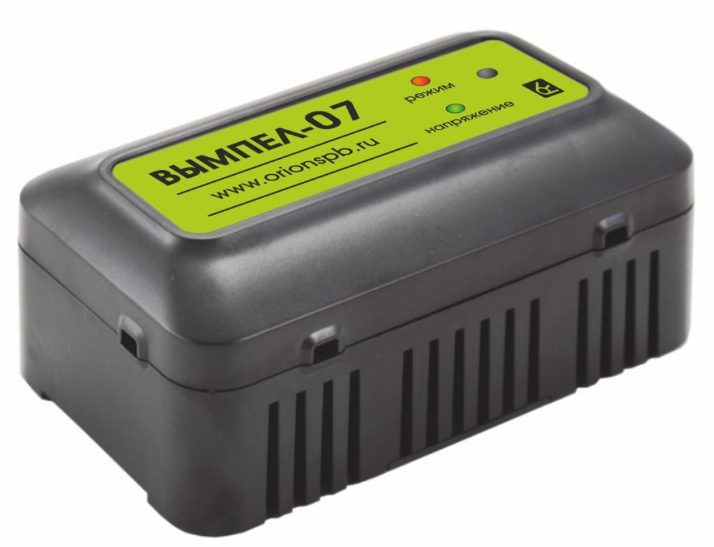 Зарядное устройство ОРИОН Вымпел-07 зарядное устройство орион 265