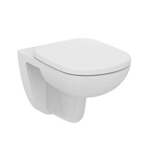Унитаз подвесной Ideal standard T331101 ideal standard active сиденье с функцией плавного закрытия t639201