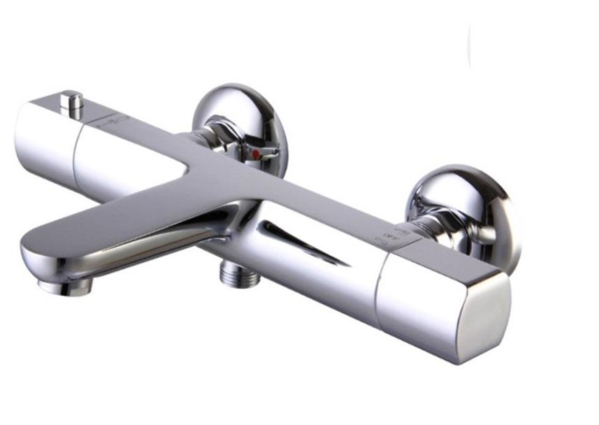 Cмеситель термостатический Smartsant Sm094003aa_r смеситель для ванны smartsant модерн с аксессуарами sm143503aa