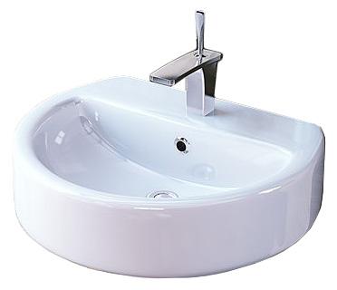 Раковина для ванной Sanita luxe Sl400201 полуботинкиsanitaluxбелые 02905701 р 39
