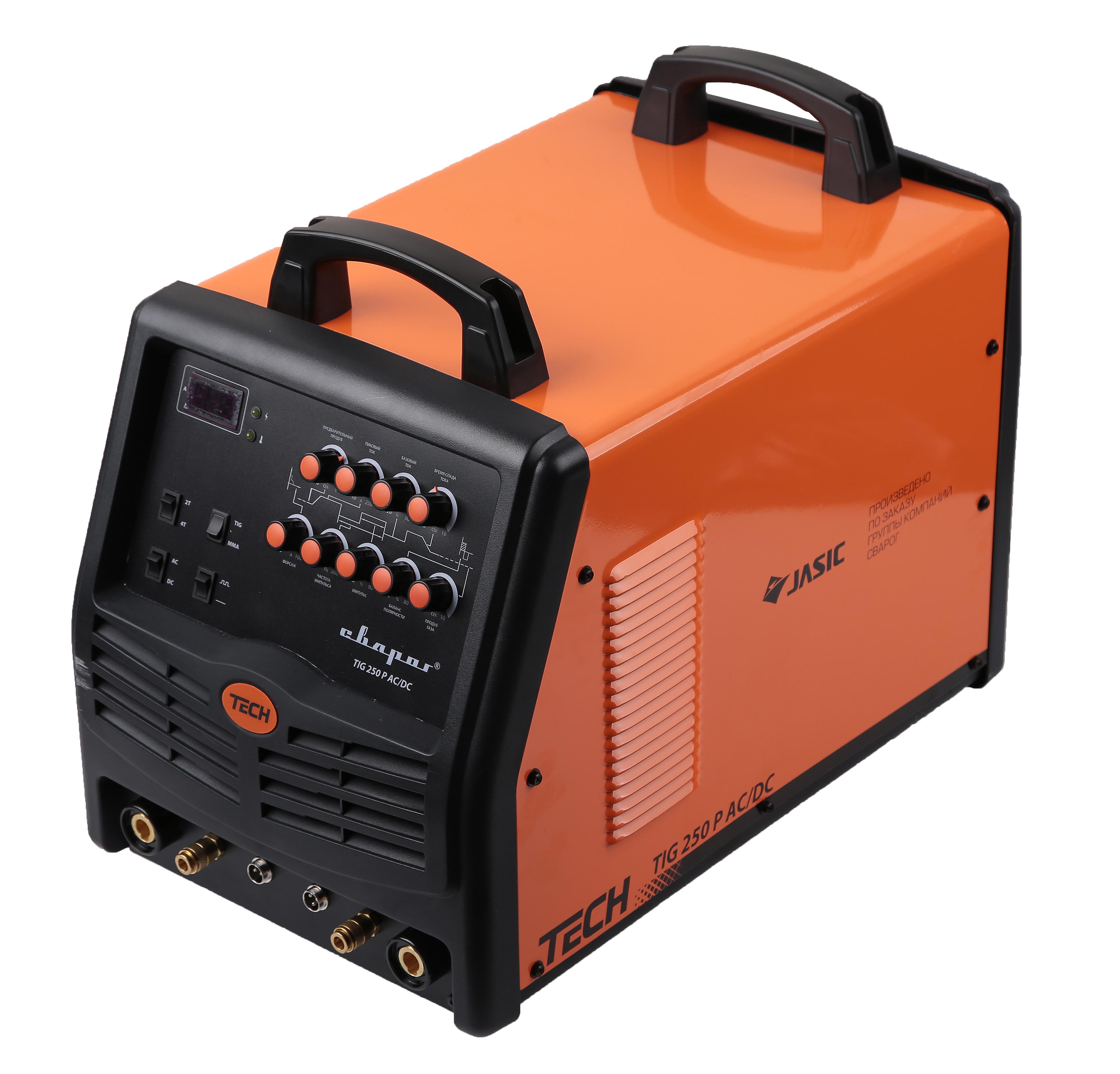 Сварочный аппарат СВАРОГ Tech tig 250 p ac/dc (e102) сварочный инвертор сварог tig 315 p ac dc r63