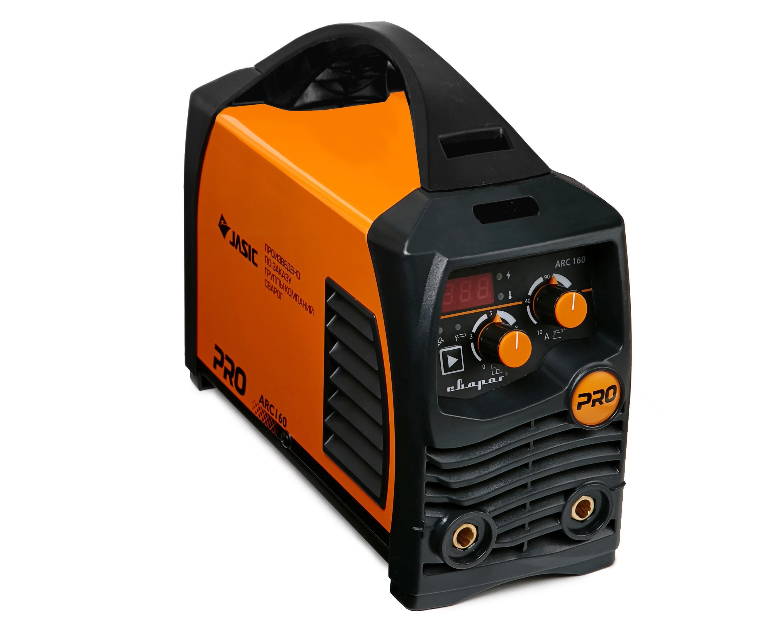 Сварочный аппарат СВАРОГ Pro arc 160 (z211s) сварочный аппарат сварог pro tig 200 p dsp w212