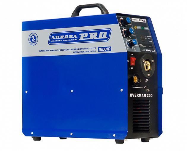 Сварочный полуавтомат Aurora pro Overman 200 mosfet полуавтомат aurora pro overman 160