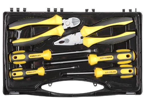 Набор инструментов STAYER 2202-H6