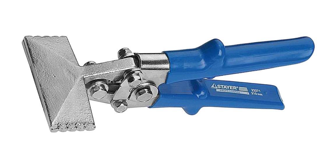 Плоскогубцы Stayer 23271 плоскогубцы stayer для гибки листового металла 23271