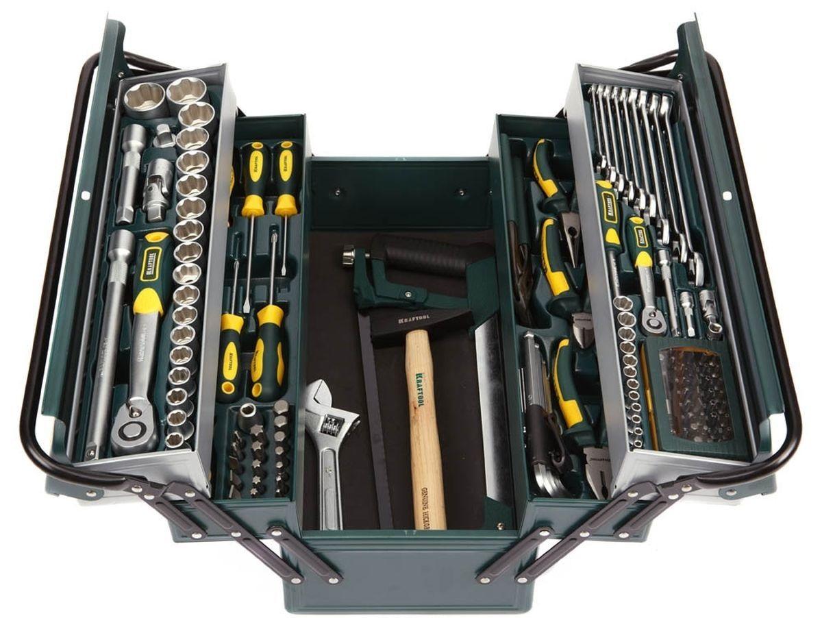 Набор инструментов Kraftool 27978-h131 набор инструментов kraftool 22011 h4