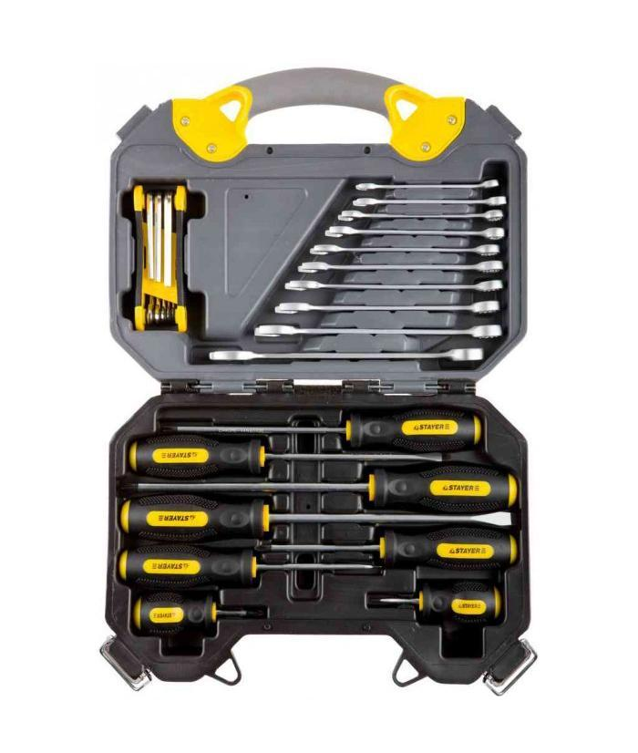 Набор инструментов Stayer 27710-h26