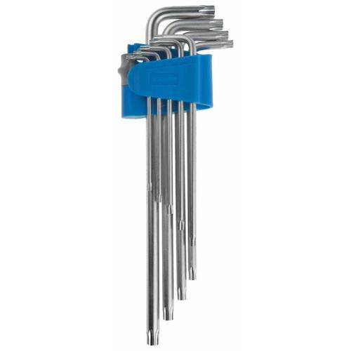 Набор шестигранных ключей ЗУБР 27467-h9 набор ключей зубр 27028 h12