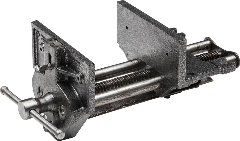 Тиски ЗУБР 32731-225 тиски зубр эксперт столярные быстрозажимные 225мм 32731 225