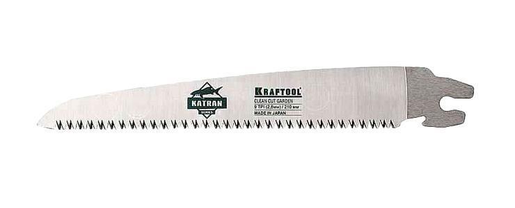 Полотно для ручной ножовки Kraftool 1-15197-21-09-s плоская кисть kraftool klassik 1 01013 25
