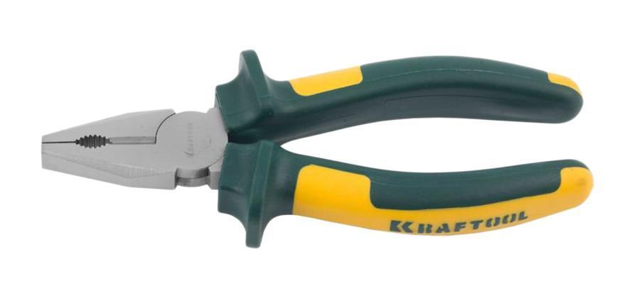 Плоскогубцы Kraftool 22011-1-20 клещи переставные kraftool 22011 10 25