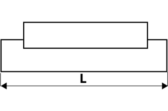 Шпатель Topex 13a620