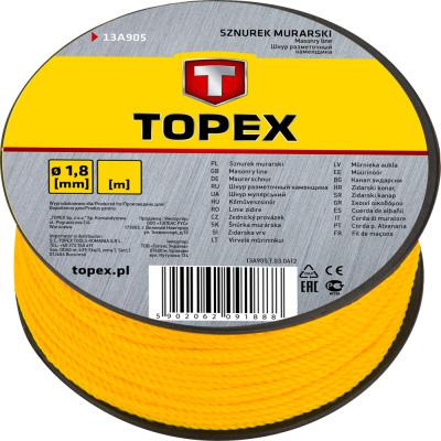Шнур Topex 13a910 topex 32d543