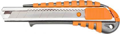 Нож строительный Neo 63-011 строительный гвоздь креп комп 2 5х60 черный гост 4028 63 5кг а30002506000605