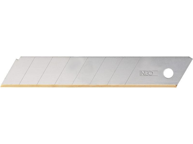 Нож строительный Neo 64-020 толстовка mazine male half zip hoody 01 neo blue mel neo gr m