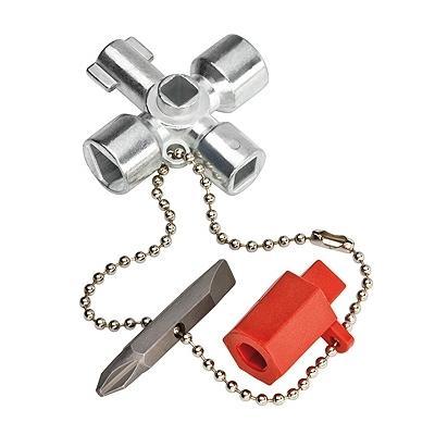 Ключ Knipex Kn-001102 (3 / 9 мм) knipex kn 975236 обжимник ручной red blue