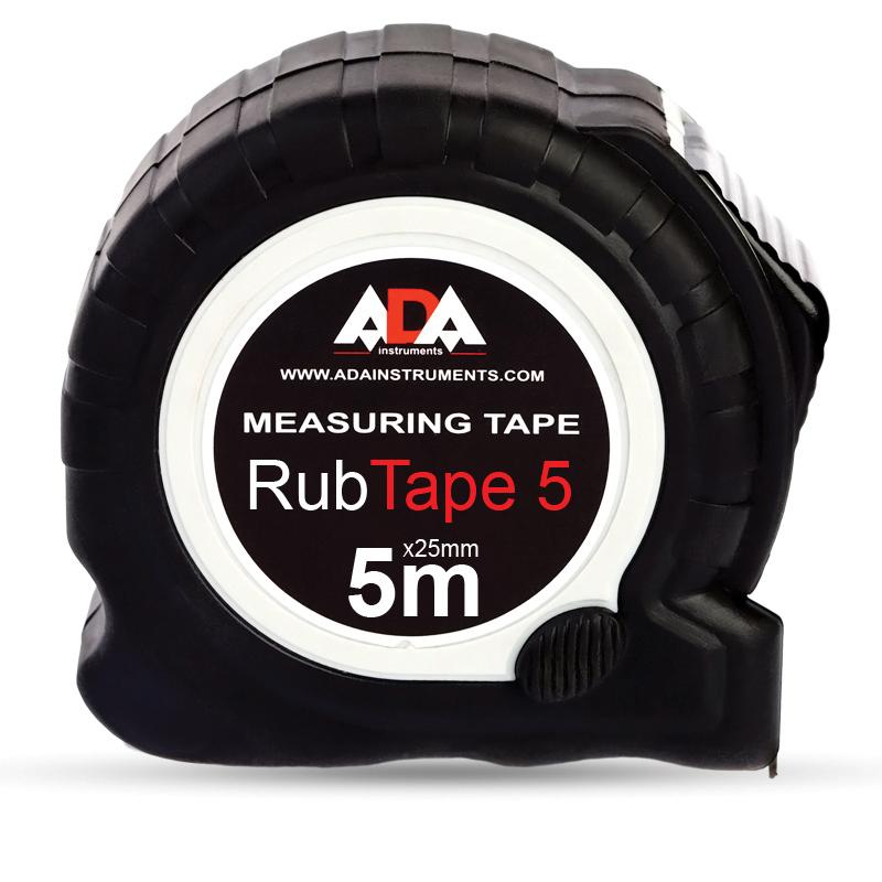 Рулетка Ada Rubtape 5 уровень цифровой ada тип 80 м 60см 16881
